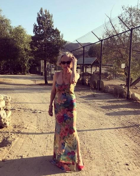Tippi Hedren (Foto: Instagram)