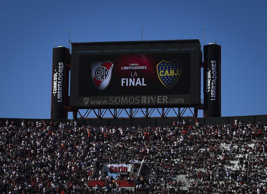 Conmebol diz que final da Libertadores será dia 8 ou 9, fora da Argentina