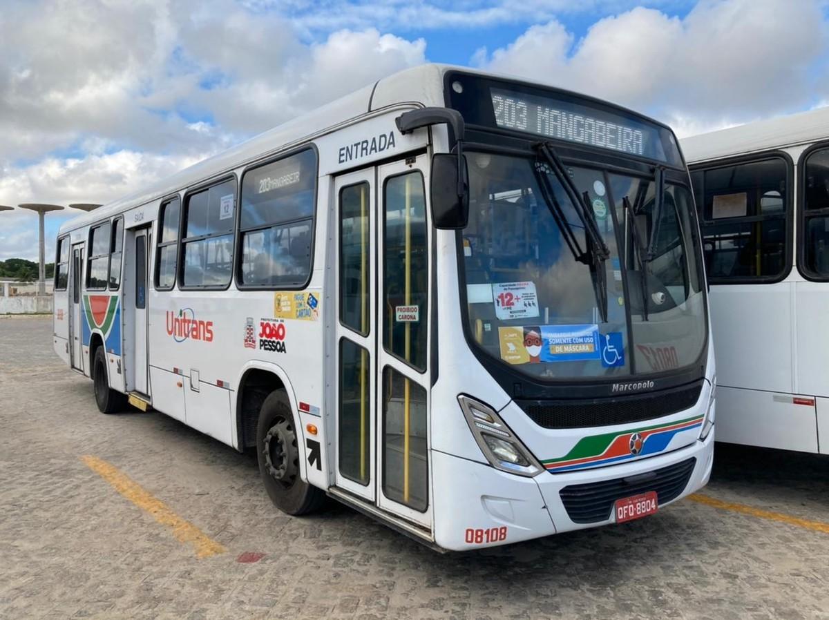 João Pessoa ganha nova linha de ônibus e tem serviço mais três mudanças, a partir de sábado (19)