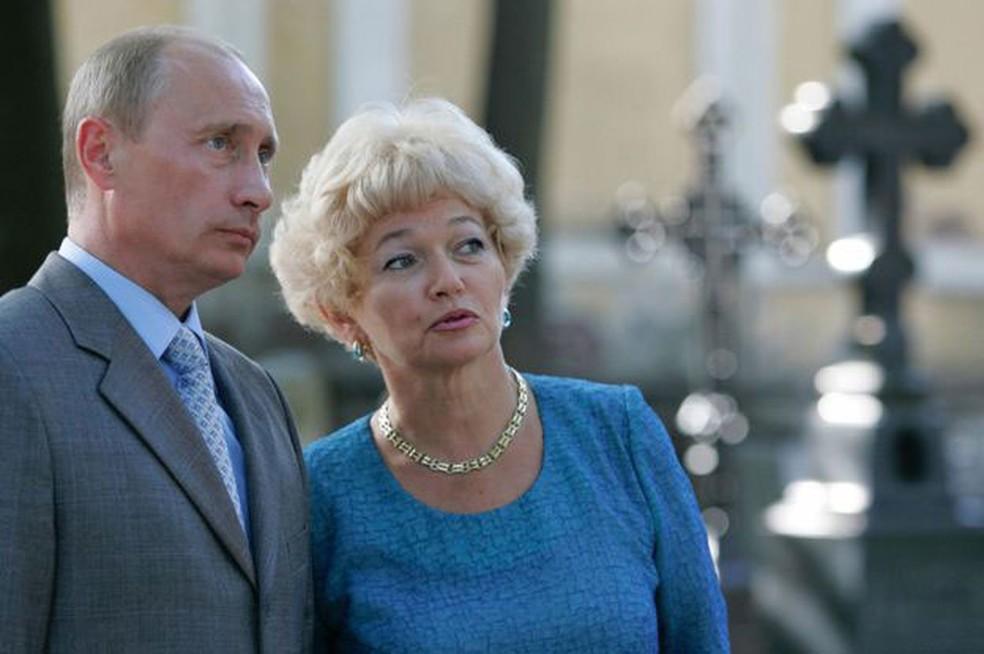 Lyudmila Narusova não faz acusações contra Putin (Foto: Getty Images/ BBC)