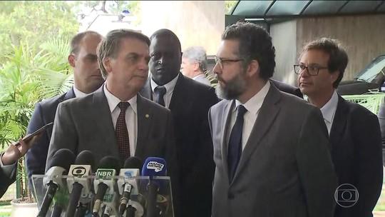Diplomata Ernesto Araújo será ministro das Relações Exteriores