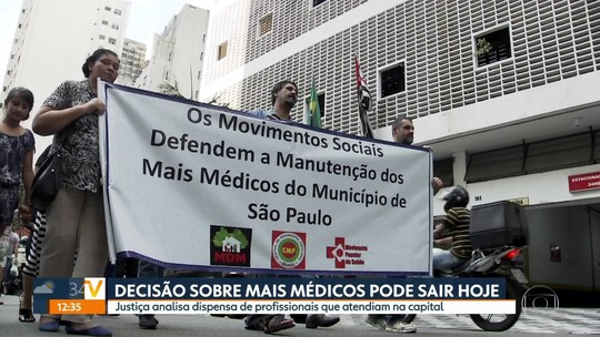 Justiça pode reverter nesta terça situação de médicos que foram dispensados pela Prefeitura de SP