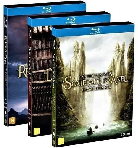 A trilogia de Senhor dos Anéis conta versões estendidas dos filmes (Foto: Divulgação/Amazon)