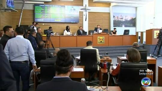 Sessão extraordinária vota reforma administrativa na Câmara
