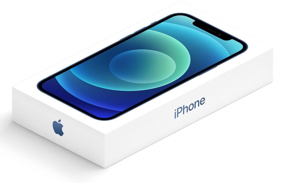 Caixa do iPhone 12 — Foto: Divulgação/Apple