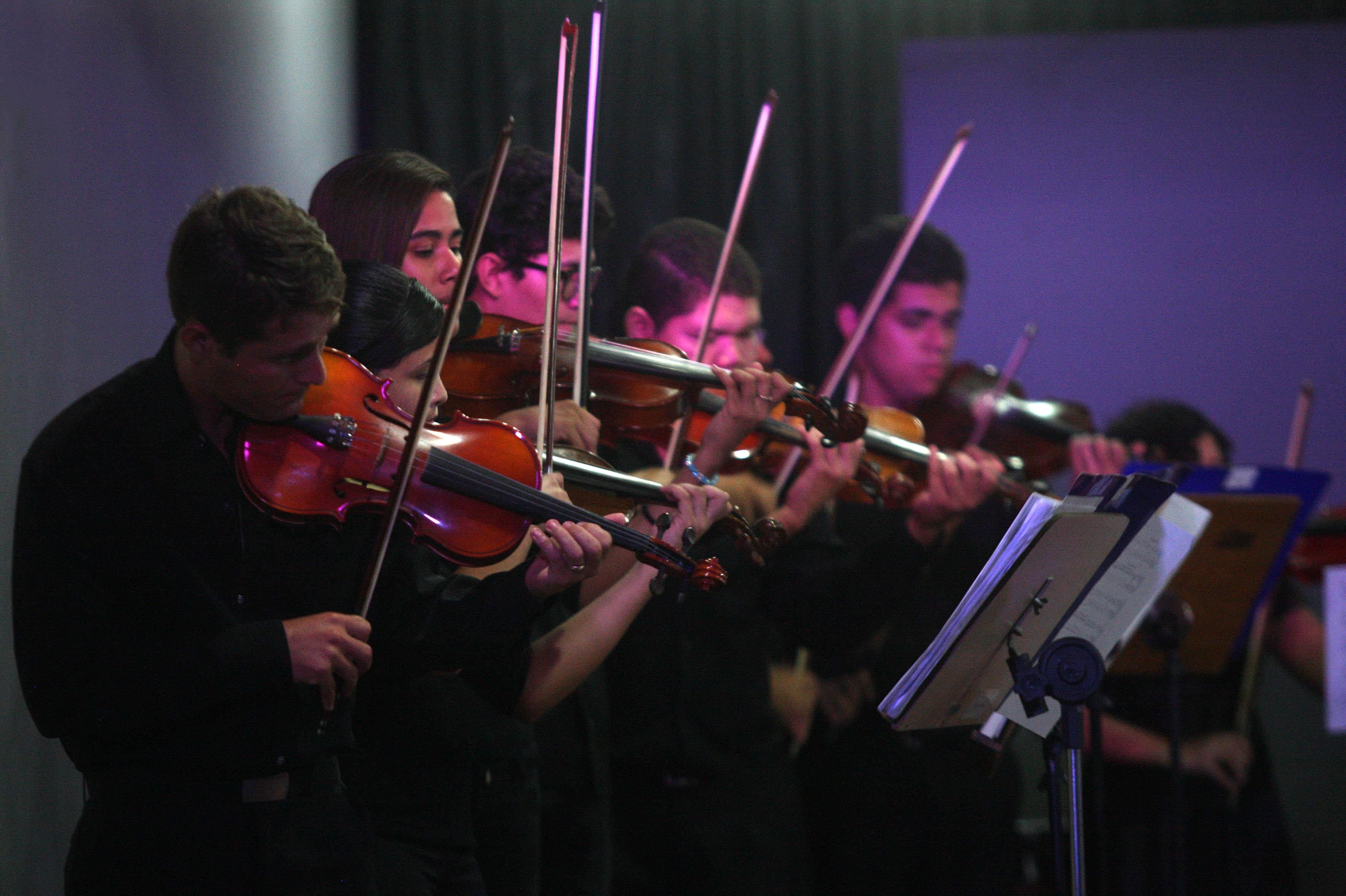 Banda Sinfônica da Emufpa se apresenta no Espaço São José Liberto