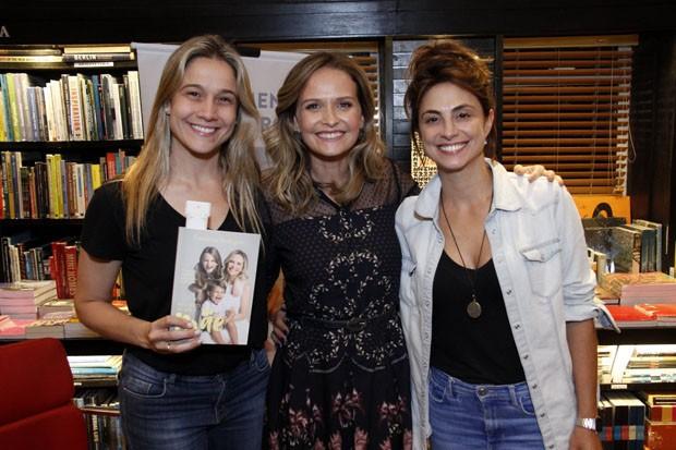 Fernanda Gentil e Priscila Montandon (Foto: Marcos Ferreira / Brazil News)