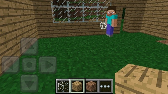 Minecraft: Pocket Edition traz multiplayer para iOS e Android (Foto: Paulor)