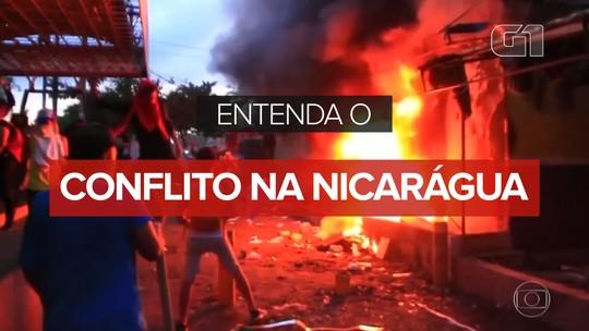 Estudante belga é presa na Nicarágua e pai teme tortura