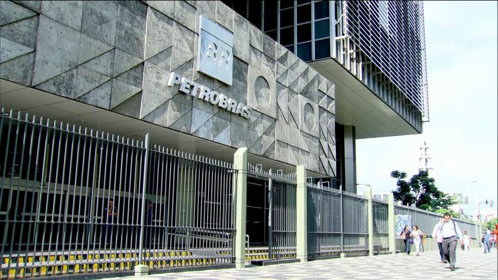 Fachada da Petrobras (Foto: Reprodução/GloboNews)