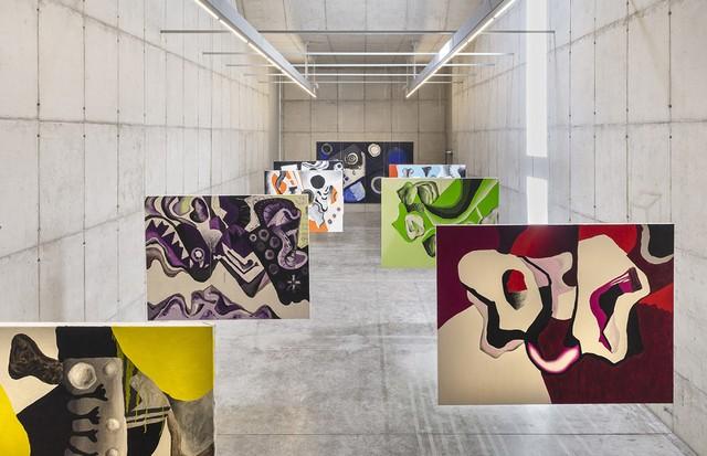 Exposição de Antonio Malta Campos, na Galeria Leme (Foto: divulgação)