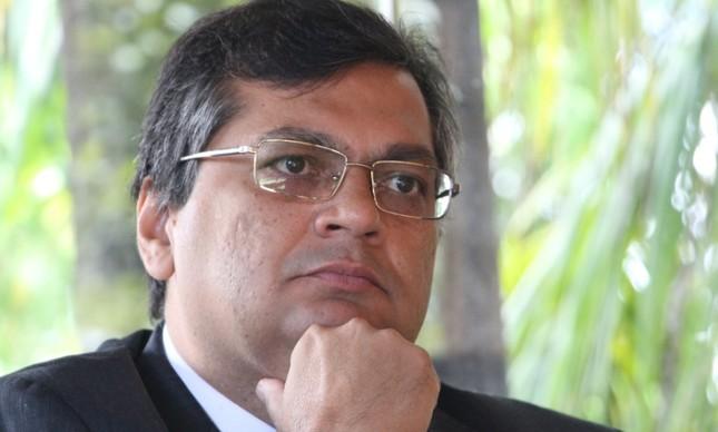 Flávio Dino,  governador eleito do Maranhão