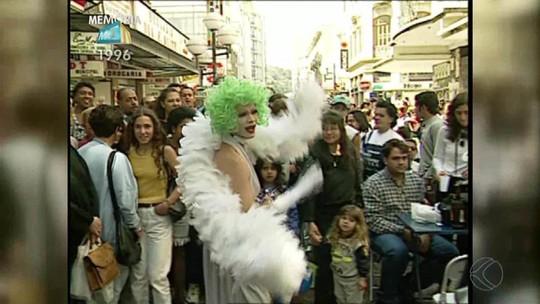 Relembre como foi a cobertura do Miss Brasil Gay de 1996