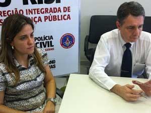 Polícia Civil afirma que menor inventou a história (Foto: Felipe Santos/G1)