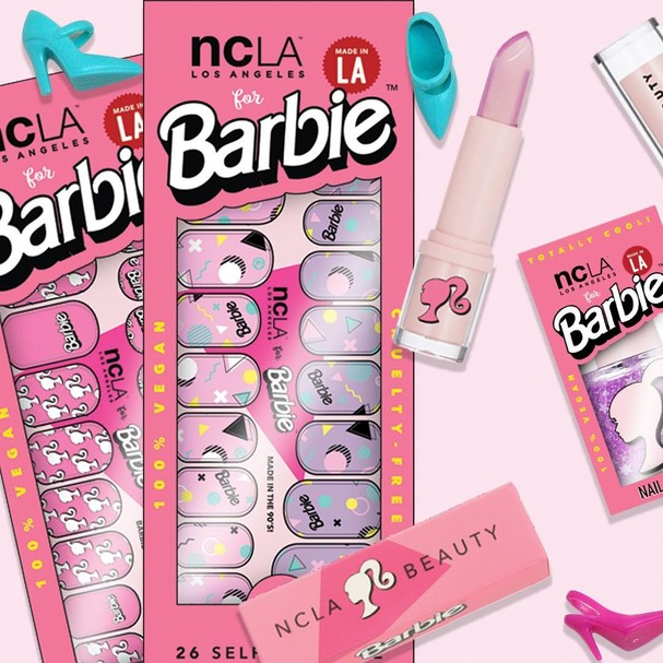 NCLA x Barbie (Foto: Reprodução Instagram)