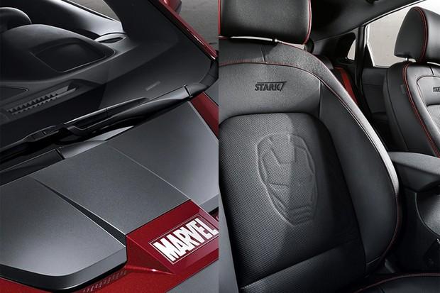 Hyundai Kona Iron Man (Foto: Divulgação)