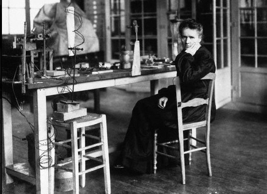 Marie Curie  (Foto: Domínio Público)