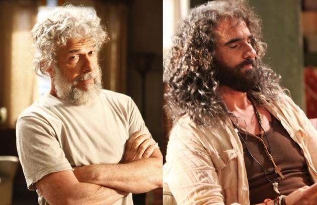 Pereirinha (José Mayer) virou José Salinas na versão hispânica e foi interpretado por Miguel Varoni (Foto: Reprodução)