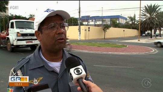 Motoristas e pedestres desrespeitam sinalização após quase dois meses de implantação de rotatória em Petrolina