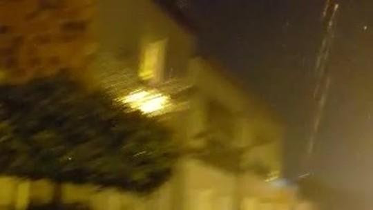 Ceará registra chuva em pelo menos 25 municípios