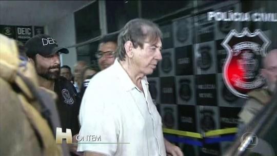 Médium diz à polícia que foi ameaçado antes das denúncias