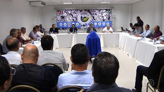 Goianão terá mesma fórmula no ano que vem e 12 clubes a partir de 2019