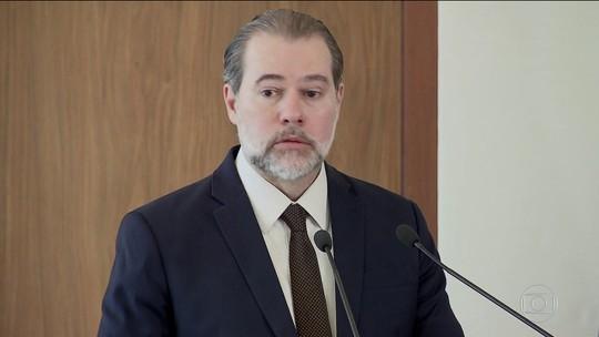 Presidente do STF defende combate às fake news