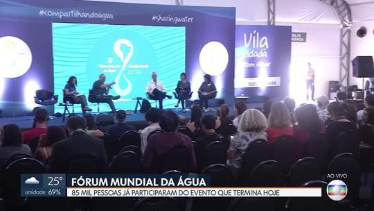 Globo promove debate e estande interativo no evento
