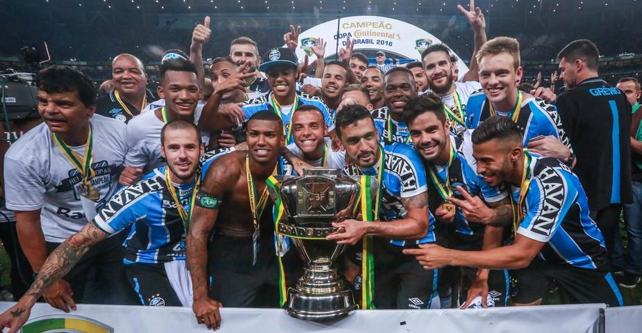 A última Copa do Brasil