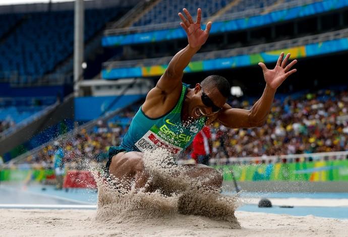 Ricardo Costa de Oliveira leva ouro na Paralimpíada (Foto: Washington Alves/MPIX/CPB)