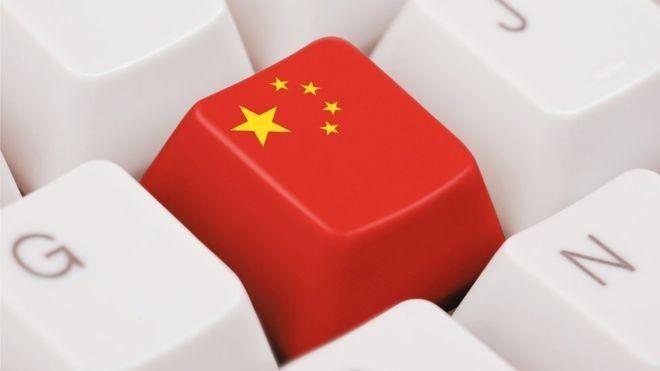O valor de mercado de empresas chinesas levou Alibaba, Tencent e Baidu à lista de maiores companhias do mundo (Foto: BBC/Getty Images)
