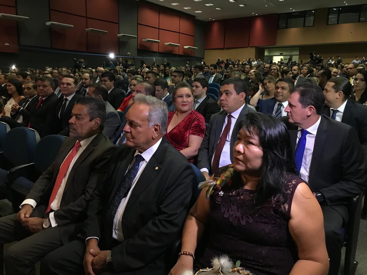 Interventor de Roraima e deputados eleitos presos pela PF são diplomados pelo TRE - Noticias
