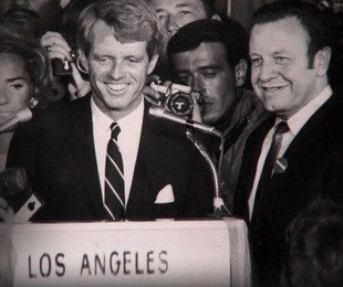 Cena de 'Bobby Kennedy for president', da Netflix   Netflix