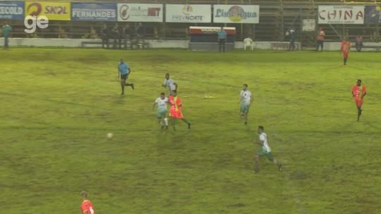 Gols do duelo entre União Cacoalense e Guaporé, têm mais de 37% dos votos dos internautas