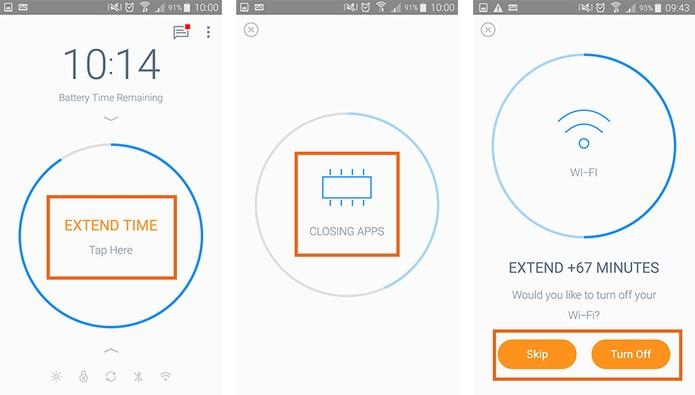 Economize bateria no Android encerrando aplicativos de forma automática (Foto: Reprodução/Barbara Mannara)