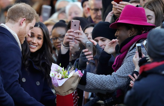 Príncipe Harry e Meghan Markle (Foto: Christopher Furlong/Getty Images)