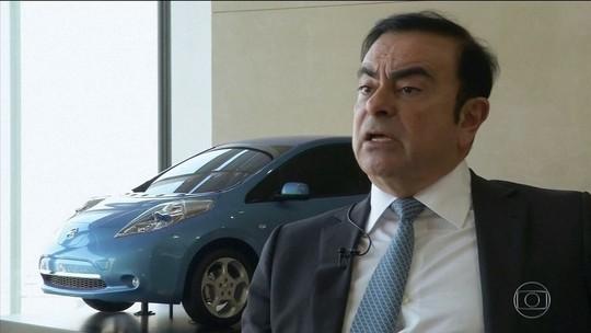 Brasileiro Ghosn, executivo preso da Nissan, deixou de declarar R$ 167 milhões, diz promotoria