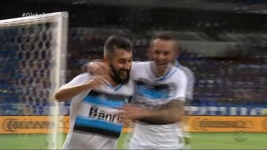 """Respeita nossa história! Números fazem Grêmio e Cruzeiro os """"reis"""" da Copa do BR"""