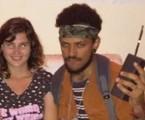 Valentine Fontanella e João Luiz Pedrosa | Arquivo pessoal