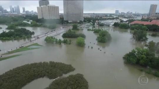 No Texas, tempestade Harvey pode ter matado 19; fábrica pode explodir
