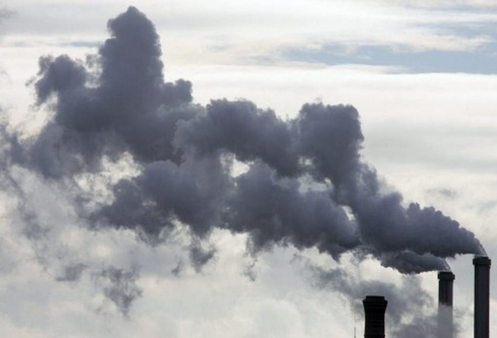 Emissões na França — Foto: Joel Saget/AFP