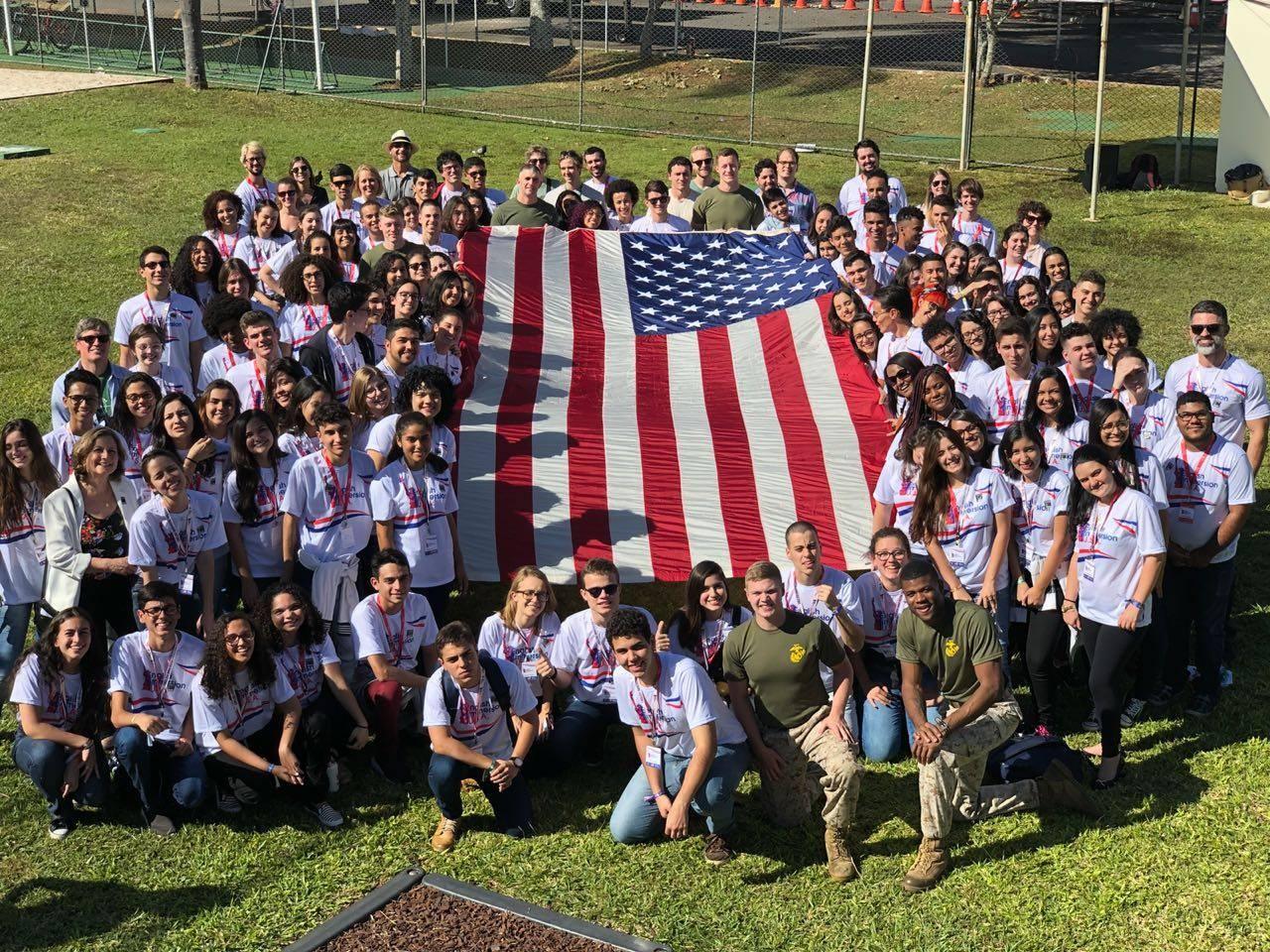 Estudantes amapaenses podem se inscrever para o Programa Jovens Embaixadores; veja como