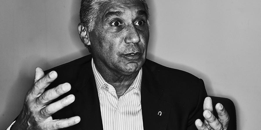 PAULO SOUZA (Foto: Marcelo Saraiva)