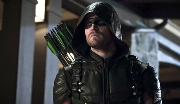Stephen Amell como Oliver Queen em 'Arrow' (Foto: Divulgação)