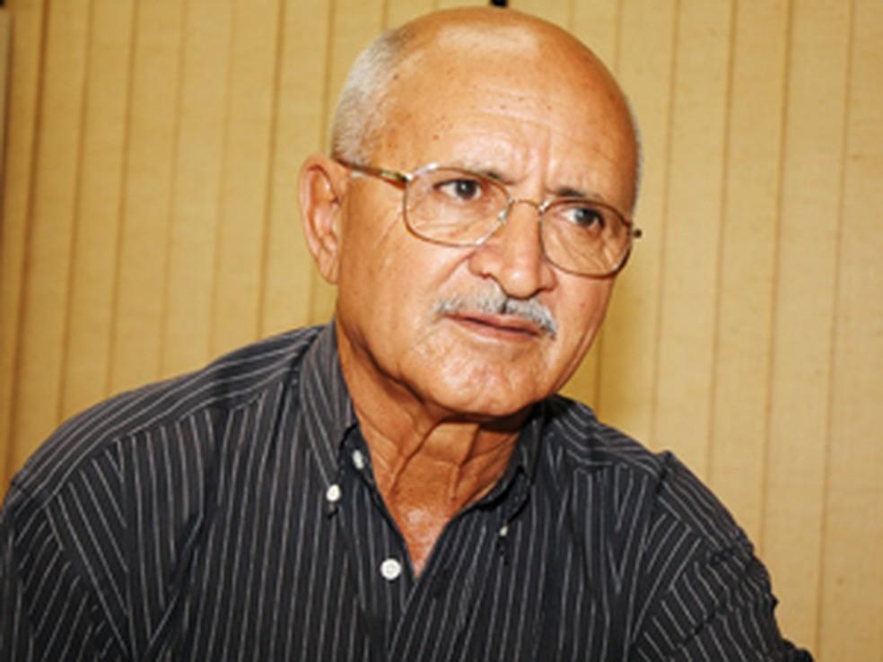 Ex-Prefeito Nenzim foi morto na manhã desta quarta-feira (6) (Foto: Paulo Soares/ O Estado)
