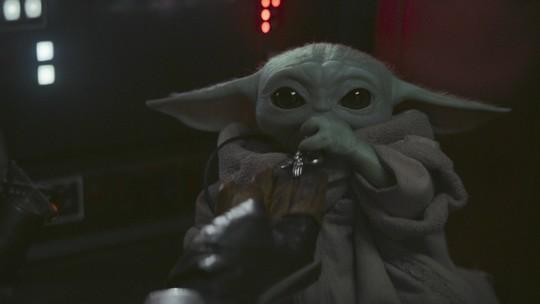 'The Mandalorian': internautas se derretem com fofura de Baby Yoda