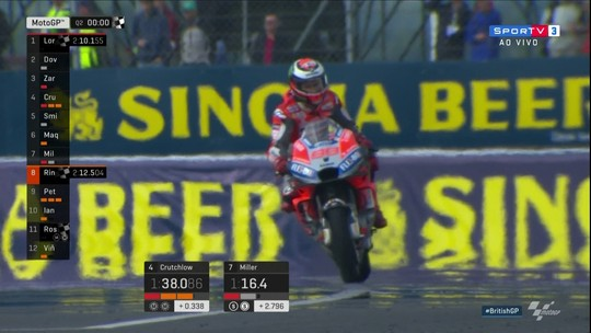 Jorge Lorenzo conquista pole position em etapa da moto GP no Mundial de motovelocidade