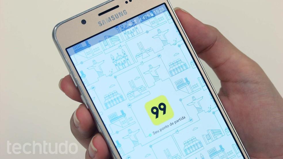 O que é 99Pop? Veja perguntas e respostas sobre o app de transporte — Foto: Ana Marques/TechTudo