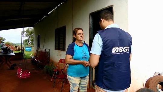 Donos de propriedades rurais de Uberlândia respondem ao Censo Agro 2017