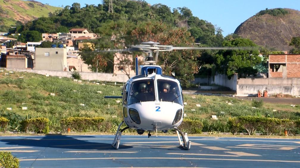 Nova equipe de militares é enviada para Brumadinhos, em Minas Gerais — Foto: Fabrício Christ/ TV Gazeta